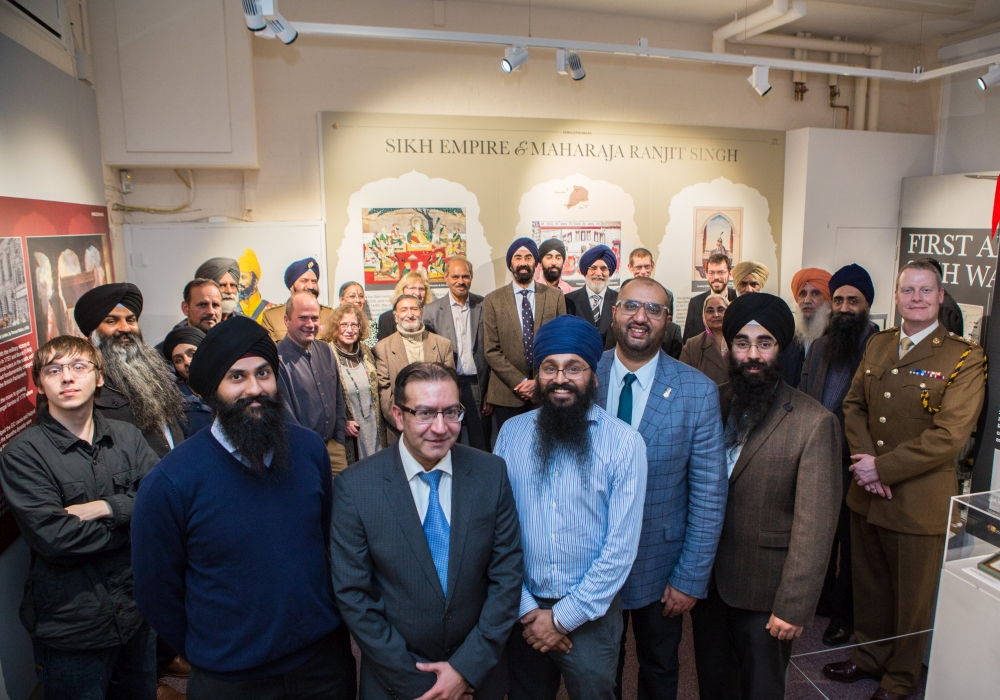 Anglo Sikh Wars Exhibition