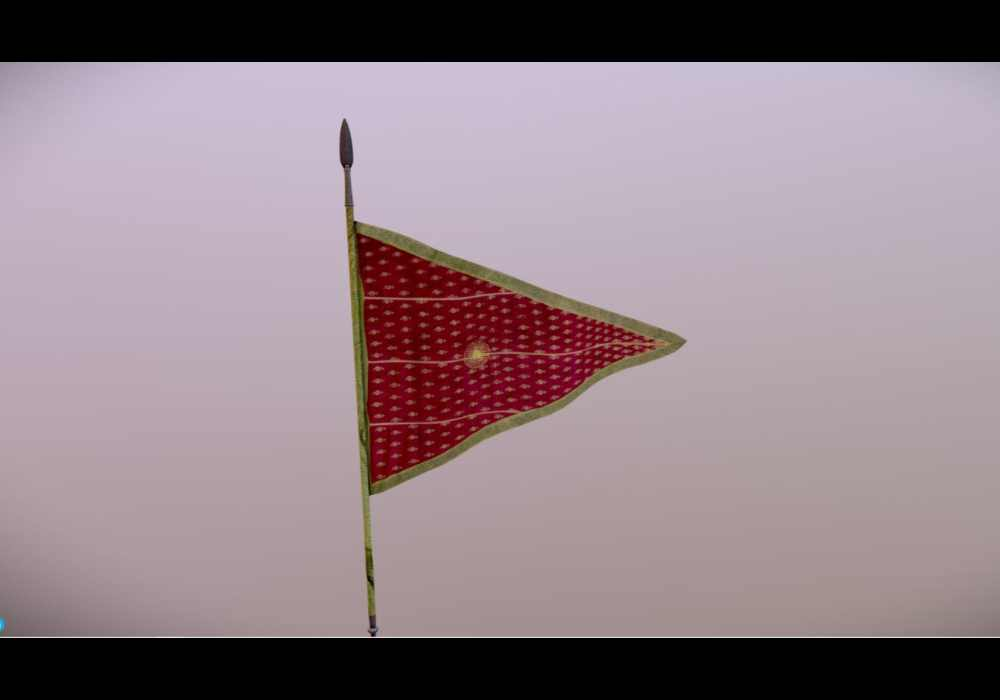 The Khalsa Army Flag: Anglo Sikh Wars to Digitisation