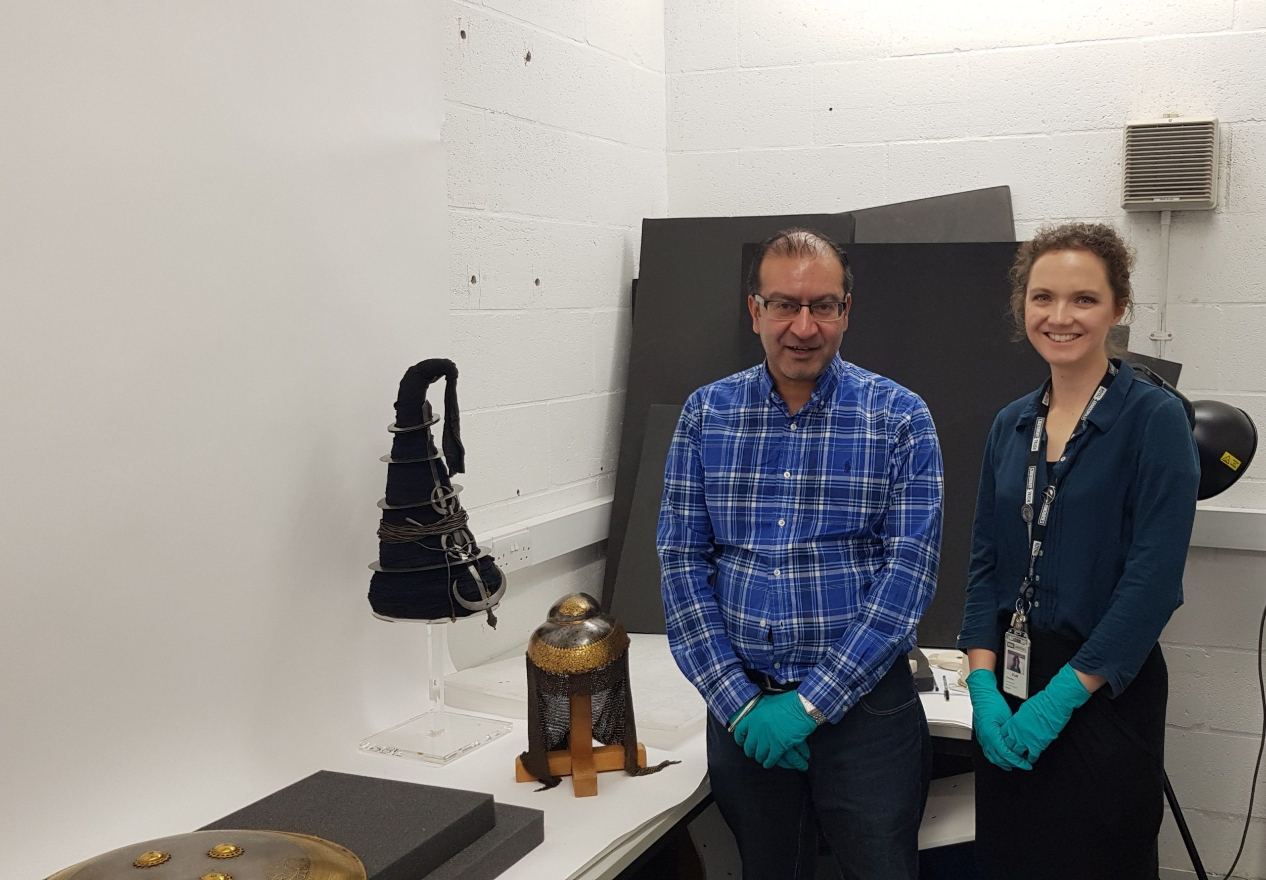 Digitisation of Sikh Relics at the Royal Armouries